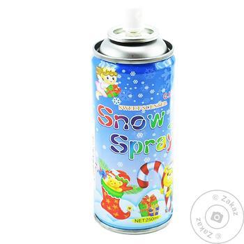 Artificial Snow Spray 50g - buy, prices for Tavria V - image 1