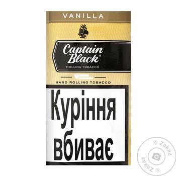 Табак Captain Black Vanilla 30г
