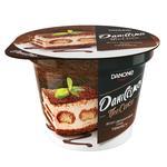 Danissimo Tiramisu Flavored Sour-Milk Dessert 6% 230g