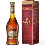 ARARAT Ani 6YO Brandy 700ml gift box