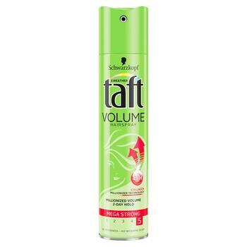 Schwarzkopf Taft Hairspray True Volume Mega Strong 250ml - buy, prices for Auchan - photo 3