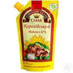 Korolivsky Smak Royal 67% Mayonnaise - buy, prices for Novus - image 1