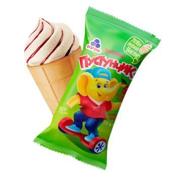 Rud Ice Cream Pustunchik Cherry Jam 70g - buy, prices for Furshet - image 1