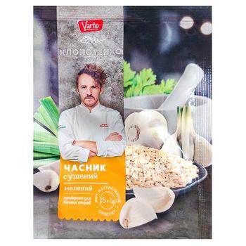 Varto Ground Dried Garlic 15g