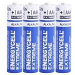 Energycell Batteries LR3 4pc