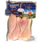 Голень куриная Фаго домашняя охлажденная 438г Украина
