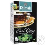Чай Dilmah Earl Grey черный цейлонский ароматизированный в пакетиках 20*1,5г