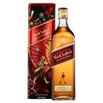Виски Johnnie Walker Red Label 40% 0,7л