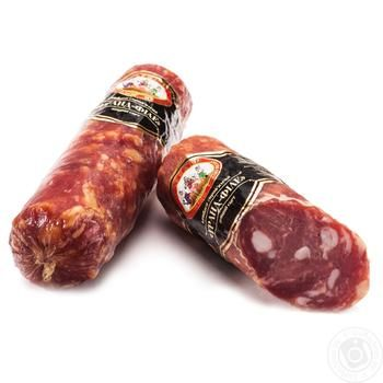 Harmash grand-fillet raw cured sausage - buy, prices for Auchan - photo 1