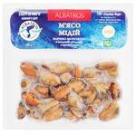 Albatros Boiled Frozen Mussels Meat 200g