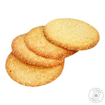 Печиво Кунжутне (ваг) (вл.вироб.) - купить, цены на Восторг - фото 1