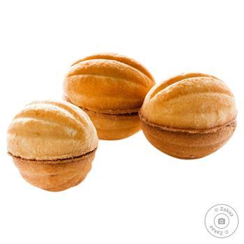 Печенье Престиж Орешек - купить, цены на Восторг - фото 1