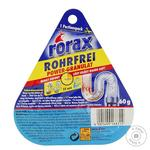 Rorax Granular For Cleaning Sewer Pipes Means 60ml