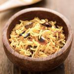 Рис с тертым кокосом