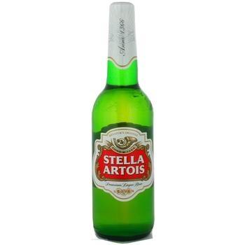 Пиво Stella Artois светлое 0,5л стекло
