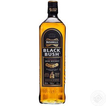 Виски Bushmills Black Bush 8 лет 40% 0,7л