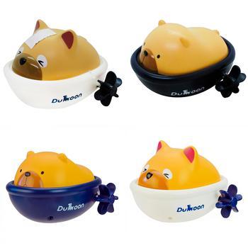 Іграшка д/гри у ванні заводна DM504 диспл.