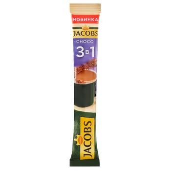 Jacobs 3in1 Choco Coffee Drink 15g - buy, prices for MegaMarket - image 1