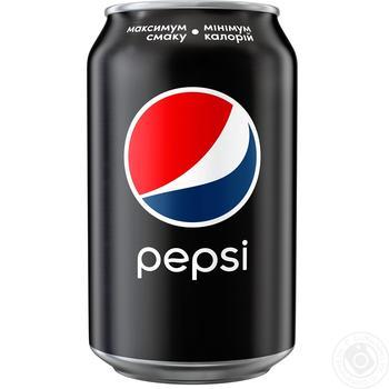 Напиток Pepsi MAX 0,33л ж/б