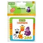 Игрушка-книжка Baby Team зоопарк детская