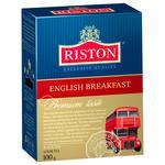 Чай чорний Riston Traditional English Breakfast 100г