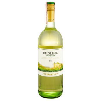 Thomas Rath Riesling Wine white dry 11% 1l