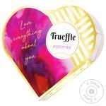 Цукерки АВК Trueffle шоколадні асорті 120г