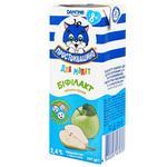 Prostokvashino Bifilakt Bifidoyogurt Apple-pear 2.4% 207g