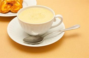 Чай латте со специями