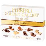 Цукерки Ferrero Golden Gallery Signature 240г
