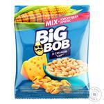 Big Bob With Cheese Peanuts And Corn Mix 70g