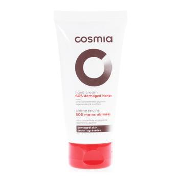 Крем для рук Cosmia Sos 50мл - купить, цены на Ашан - фото 1