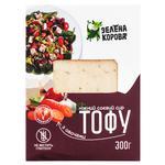Zelena Korova Tofu Cheese with Vegetables and Herbs 300g