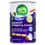 Сливки кокосовые Nature's Charm для взбивания 0,4л