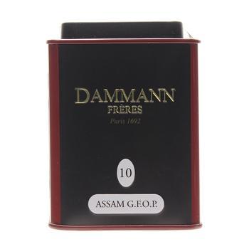 Чай Dammann 100 г 10-Assam G.F.O.P. 6755