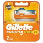 Gillette Fusion 5 Power Shaving Cartridges 2pcs