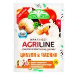 Удобрение Агросвит Agriline Лук и чеснок 30г - купить, цены на Ашан - фото 1