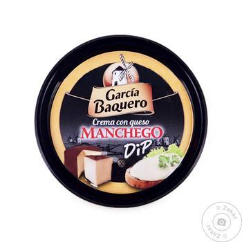 Сыр-крем Garcia Baquero Манчего 50% 125г