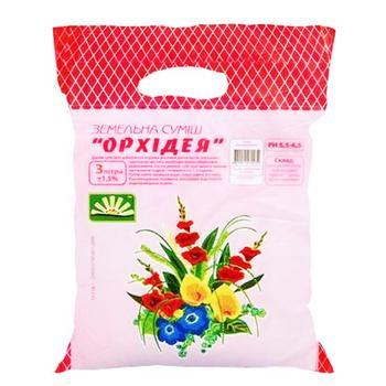 Смесь грунтов Орхидея 3л