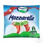 Сыр Züger Frischkäse AG Моцарелла мягкий 40% 125г - купить, цены на Ашан - фото 1