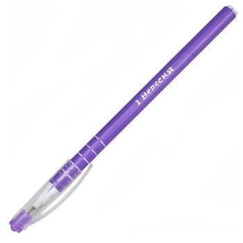 Ручка 1Вересня Beta шариковая масляная синяя - купить, цены на Varus - фото 1