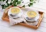 Суп из кабачков со сливочным сыром
