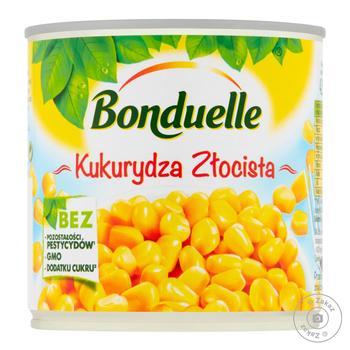 Кукуруза консервированная Bonduelle 340г
