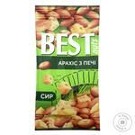 Арахис Best Nuts жареный со вкусом сыра 50г