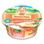 Сыр Звени Гора плавленый пастообразный со вкусом бекона 175г