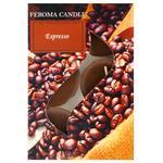 Свеча Feroma Candle Кофе Espresso чайная ароматизированная 6шт