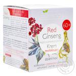 Крем ревитализирующий Bielenda Red Ginseng дневной/ночной 60+ 50мл