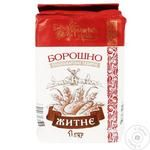 Ukrainska Zirka Peeled Rye Flour 1kg