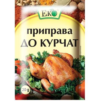 Eco Seasoning For Chicken - buy, prices for EKO Market - photo 1
