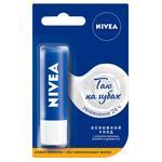 Бальзам для губ Nivea Основной уход 4,8г - купить, цены на Varus - фото 1